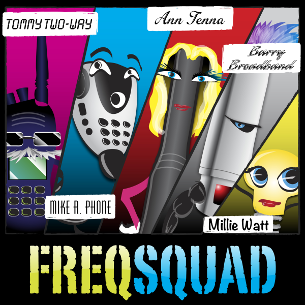wireless FREQ squad