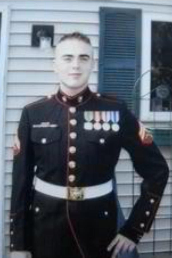 O. Lauerman, US Marine