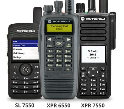 Teldio Screenshots MOTOTRBO RBX