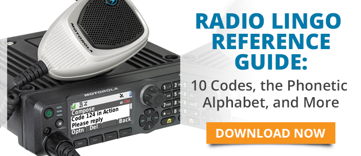 Radio Lingo Reference Guide
