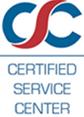 Certified Service Center
