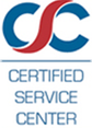 Certified Service Center