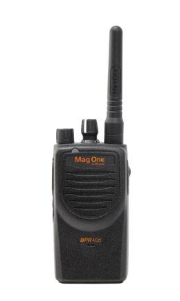 Motorola BPR 40d