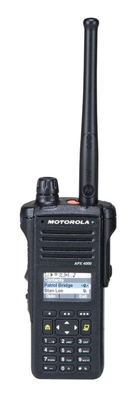 Motorola APX 4000