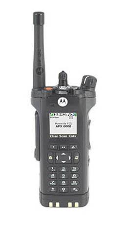 Motorola APX 6000