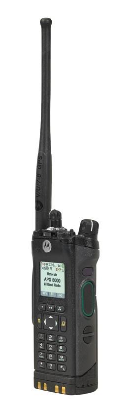 Motorola APX 8000