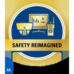 Safety-Reimagined-Badge Rev